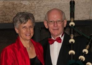 Donald MacRitchie, MD'70, BSc'68 & Elizabeth MacRitchie, BScR'70