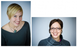 Beth Duncan, BMid '06 & Rachel Rees, BMid '11 – Pomegranate Community Midwives