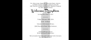 SMP Student Welcome Reception