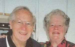 Marion (Cowley), MD'59 & Roger Rogers, MD'59