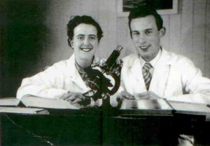 Albert Cox, MD'54 & Margaret Cox, MD'55