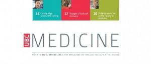 UBC Medicine Magazine – Spring 2013