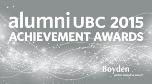 alumni UBC Achievement Awards