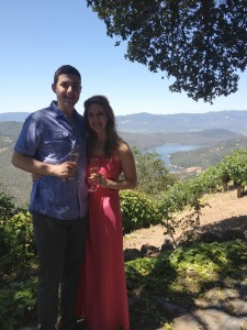 Christine Stables, MD'10 & Cameron Cuningham, MD'12