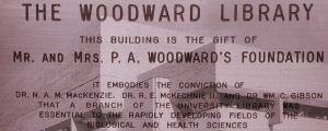Woodward Library 50th Anniversary Celebration