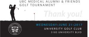 UBC Medical Alumni & Friends Golf Tournament
