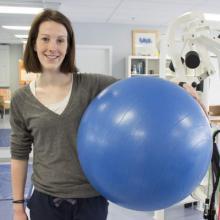 Amy Kirkham PhD'16