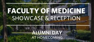 Building the Future – Faculty of Medicine Showcase & Reception