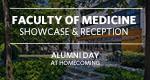 Building the Future – Faculty of Medicine Showcase & Reception