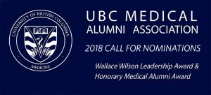 UBC MAA 2018 Awards – Call for Nominations