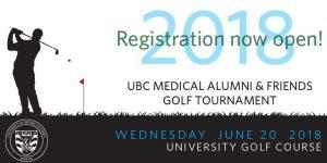 Join us! 2018 MAA Medical Alumni & Friends Golf Tournament