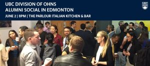 UBC Division of OHNS–AlumniSocial