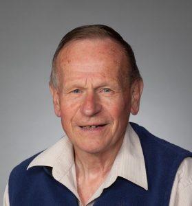 Wolf Schamberger, MD'70